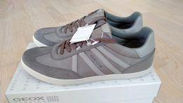 GEOX RESPIRA - оригинал! Стильные кроссовки (кожа) . 44 раз.(11 USA)