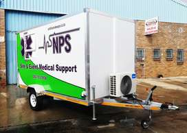 Duo Clinic/Medical Trailers for Sale - brand NEW !!!