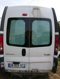 Drzwi tylne wysokie Trafic Vivaro Primastar