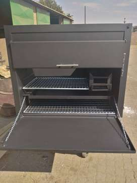 BRAAI STANDS AND FIREPLACE FOR SALE-FREE STANDING AND BUILT-INS
