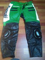 Spodnie motocyklowe KAWASAKI.Super stan!!!