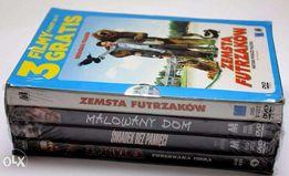 Filmy 4 DVD Zemsta Futrzaków, Malowany Dom, Lima