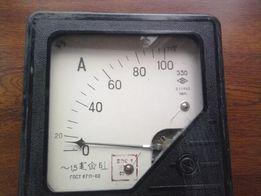 Продам амперметр Э30 переменного тока. производцтво СССР