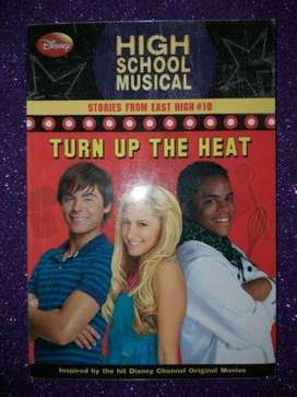 High School Musical - Stories From East High #10 - Turn Up The Heat