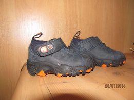 Продам ботиночки Timberland, 19 р-р, нубук