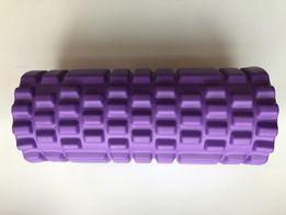 Wałek do masażu kolor fioletowy