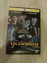 Yesterday film DVD UNIKAT The Beatles