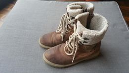 Buty zimowe ocieplane Lasocki Young r. 36