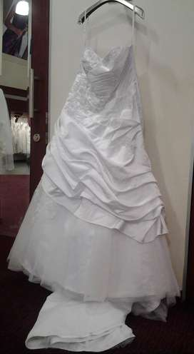 Bride and Co wedding dress