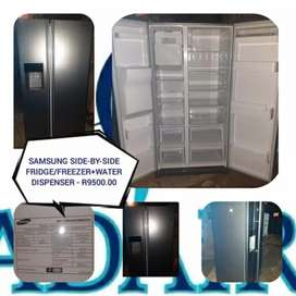 We Special Major Repairs Washing machine fridges Regasing