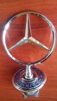Продается эмблема логотип Mercedes Benz (Мерседес-Бенц)