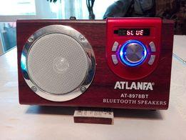 радиоприемник ATLANFA - AT 8978 Вт