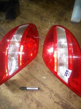 Mercedes Benz SLK Taillights