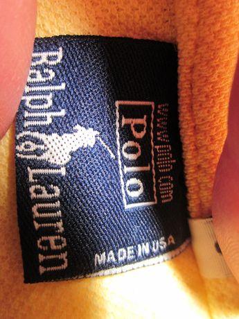 Ralph Lauren Polo T-Shirt męski roz. S kolor żółty Warszawa - image 5