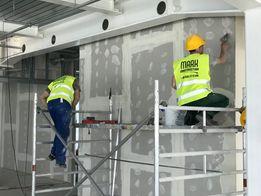 Usługi remontowo, budowlane- wykończenia wnętrz. Wolne terminy.