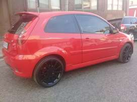 ford  fiesta ST good  condition