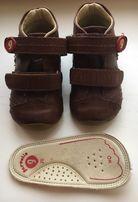 Кожаные ботинки испанского бренда garvalin 20 размер