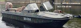Тюнинг, ремонт, реставрация лодок