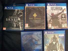 Ps4 games R300 for all
