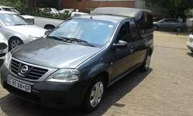2012 Nissan NP200 1.6 with canopy manual immaculate condition for sale