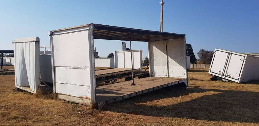 curtainside body for sale