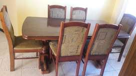Sitting room suits,  Home Go brand, original old wood sets.