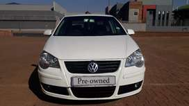 Vw polo 1.9 TDI Sedan