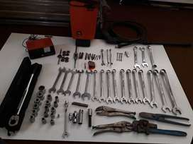 Gedore Spanners & other tooling