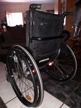 Ottobock Foldable Wheelchair for Sale