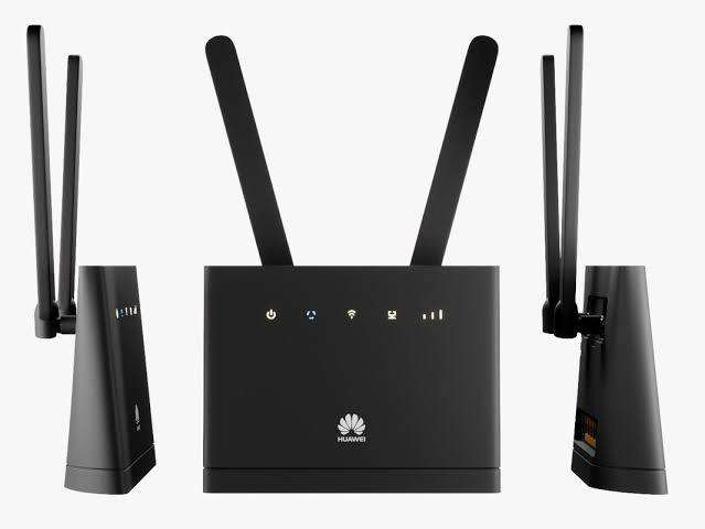 Huawei B315 LTE router 0