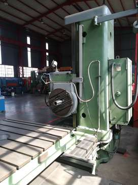 TOS horisontal boring mill for sale