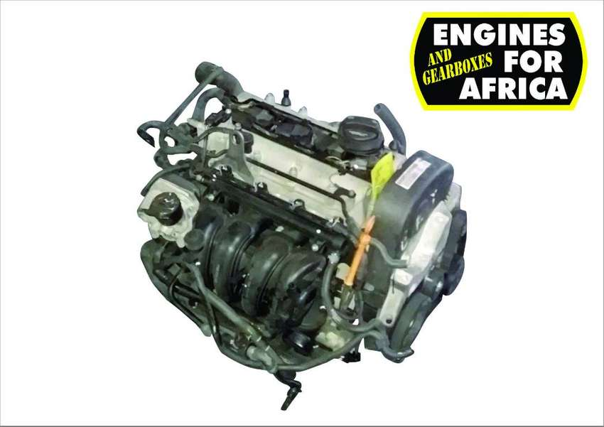 Vw Golf/Polo 1.4 Fsi BKY 16v Engine Used For Sale 0
