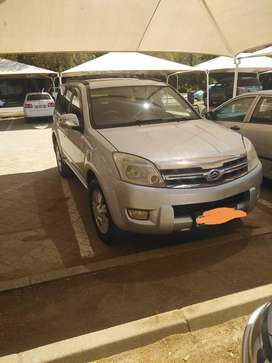 GWM Hover 2008 for sale or swop for small car