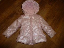 Kimbaloo Нарядная демисезонная куртка франц бренда Кимбалу на 2 года д