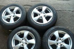 """Felgi Aluminiowe BORBET 5X112 16"""" VW Audi Skoda Seat Mercedes"""