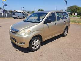 2007 TOYOTA AVANZA 1.5 - EXCELLENT CONDITION