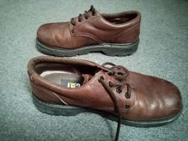 CAT Mens leather shoes for sale