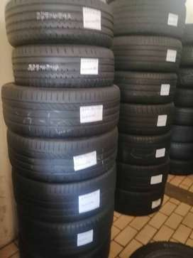 Used like new Tyres for sale