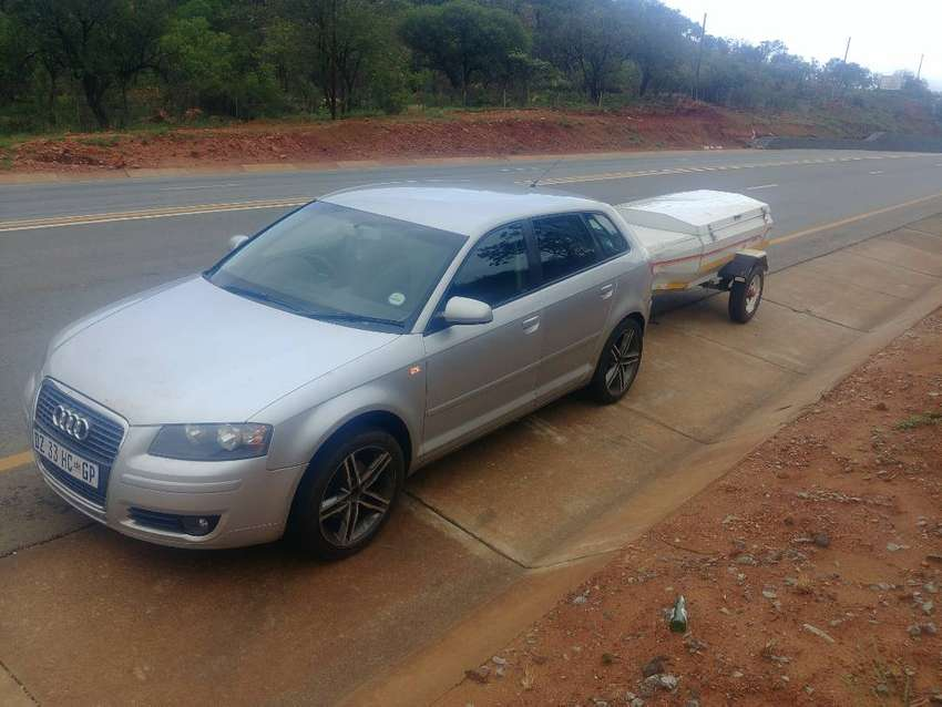 Audi A3 for sale with new engine 0