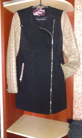 Пальто стильное женское осень-весна