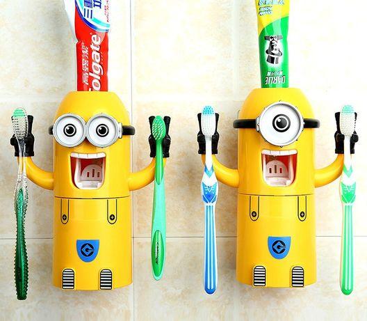 Дозатор подставка для зубной пасты Миньон Одесса - изображение 3
