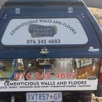 Africote wall and floor coatings, used for sale  South Africa