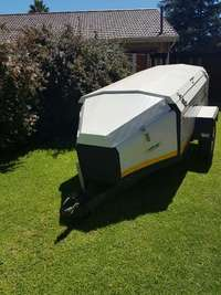 Image of Trailer 7 ft for sale
