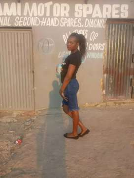 Am looking for job as stay in or stay out