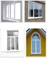 Пластиковые окна в ассортименте. Завод