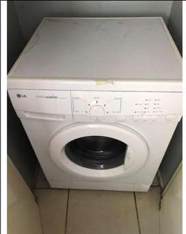 LG intellowasher machine