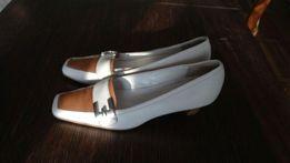 Туфли женские натур.кожа Италия