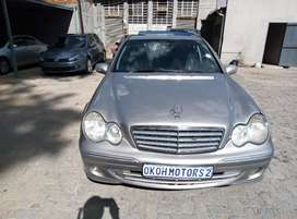 2006 Mercedes Benz C230, 180000km for 80000