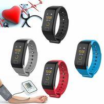 Фітнес годинник smart watch F1 Plus (смарт часы, фитнес, тиск, пульс)
