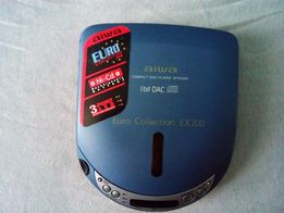Aiwa compact disc player xp-ex200
